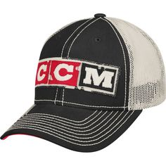 CCM Junior Mesh Back Trucker Hockey Hat, Black - US Trailer would love to repair used trailers in any condition to or from you. Contact USTrailer and let us buy your trailer. Click to http://USTrailer.com or Call 816-795-8484