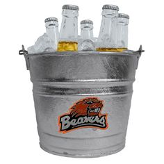 """Checkout our #LicensedGear products FREE SHIPPING + 10% OFF Coupon Code """"Official"""" Collegiate Ice Bucket - Oregon St. Beavers - Officially licensed College product    Oregon St. Beavers - Price: $36.00. Buy now at https://officiallylicensedgear.com/collegiate-ice-bucket-oregon-st-beavers-cice72"""