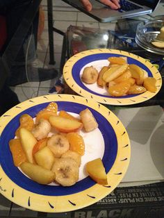 Rakabulle de fruits à l'amaretto http://allez-viens.fr