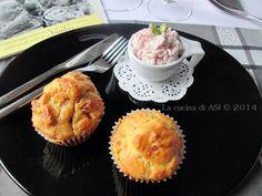MUffin mortadella pistacchi La cucina di ASI © 2014