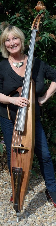 Oakwood Stick Bass --- https://www.pinterest.com/lardyfatboy/