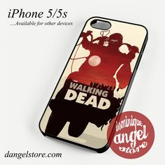Daryl Dixon The Hunters Phone case for iPhone 4/4s/5/5c/5s/6/6 plus