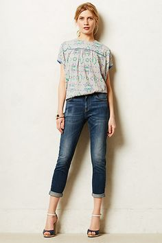 #MiH Tomboy Slim Jeans #anthrofave