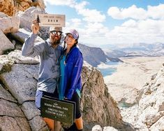 """The JMT Wilderness Conservancy on Instagram: """"Donations to the John Muir Trail Foundation help us to preserve this beautiful trail. Every dollar helps, and even if you can't donate,…"""""""