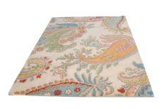 Kodari Paisley 32601: Funky Rugs UK - Modern, Designer, Contemporary Rugs