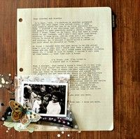 A Project by TaraAnderson from our Scrapbooking Gallery originally submitted 09/20/11 at 03:34 PM