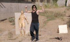 Außer Kontrolle: Norman Reedus' erstes Armbrust-Training « Iamnosuperman