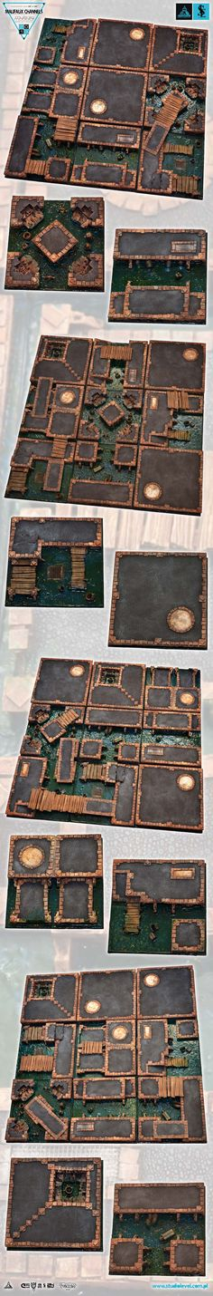 "Studiolevel presents nex in 2013, new higher quality battle gameboard to miniature wargame malifaux and other.  If You need tournament size 72""x48"" modular battle gameboard surface for Your army or similar, different scenery terrain...   CONTACT US: studiolevel@studiolevel.com.pl"