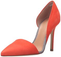 L.A.M.B.. Women's Gaspar D'Orsay Pump, Orange, 6 M US L.A... https://smile.amazon.com/dp/B019F6A7RA/ref=cm_sw_r_pi_dp_x_wGH3xbNASH77R
