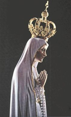 Miraculous Novena to Our Lady of Fatima – May 4 #pinterest Day Nine Most Immaculate Mother of God, you bear to us the very nearness of God in the flesh. As you came close to the children at Fatima.........