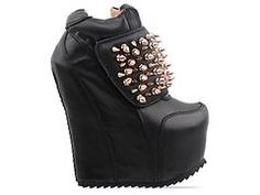 Solestruck - because ugly shoes are a global issue...omg these are beyond badass