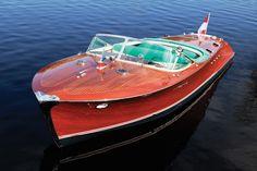"1958 Riva Tritone ""Via"" Hull no. 62 Ordered new by Prince Rainier III and Grace Kelly. RM Auctions, Monaco"