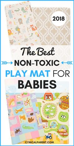 The Best Non-Toxic Play Mat for Babies in 2018 (it's a necessity)