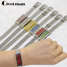 Jewelry Crystal Bracelet 8GB 16GB 32GB 64GB 128GB USB Flash Drive Metal USB Memory Pen Drive U Disk Wristbands Model Pendrives  Price: 13.00 & FREE Shipping  #tech|#electronics|#bluetooth|#computers
