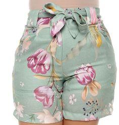 Shorts Plus Size Ahava | Daluz Plus Size - Loja Online - Daluz Plus Size | A Loja Online Plus Size que mais cresce no Brasil!