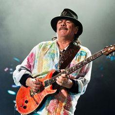 Carlos Santana is 68 today