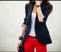 Casual/dressy outfit