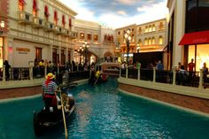 Vegas or Venice?... Las Vegas - been there!