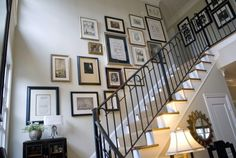 ferry rd traditional staircase portland maine by landing design development decor. Black Bedroom Furniture Sets. Home Design Ideas