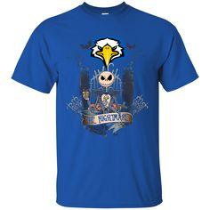 Halloween Morehead State Eagles T shirts The Nightmare Hoodies Sweatshirts