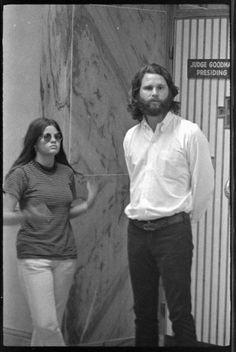 Jim Morrison - 1970 Miami Trial