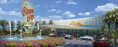 The NEW Cabana Bay Resort opens tomorrow... Retro at it's finest!  Universal Orlando