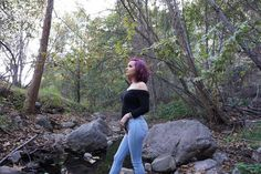 """117 Likes, 6 Comments - Abby Brooke 🌼 (@gabba_mua) on Instagram: """"Into the woods I go, to lose my mind and find my soul .. #potd #ootd #photography #motd #mua…"""""""