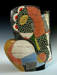 Sheryl Zacharia, ceramics