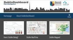 city dashboard dublin - Pesquisa Google
