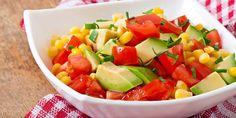 3 Licuados de avena para bajar de peso - Adelgazar en casa Detox Recipes, Salad Recipes, Russian Salad Recipe, Lose Weight At Home, Fruit Salad, Salsa, Health, Ethnic Recipes, Crepes Rellenos