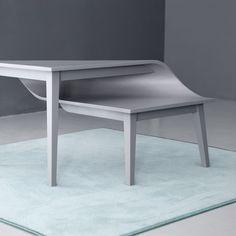 Gevouwen tafel - Suzy Lelievre
