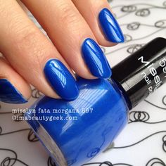 misslyn fata morgana - click thru to imabeautygeek.com for MEGA-swatchin' of Misslyn!