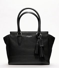 COACH LEGACY LEATHER CANDACE CARRYALL | Dillard's Mobile