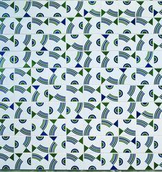 Athos Bulcao. Painel de azulejos, Instituto de Artes da Universidade de Brasília, 1998 Brasília – DF, Brasil. Foto Tuca Reinés.