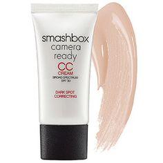 Smashbox - Camera Ready Cc Cream Broad Spectrum Spf 30 Dark Spot Correcting - Light