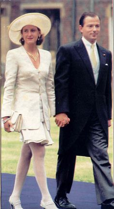 Princess Carla and Prince Kubrat of Panagyurishte
