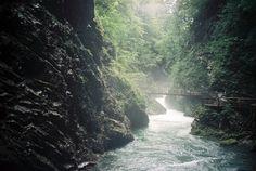 Vintgar River, Slovenia