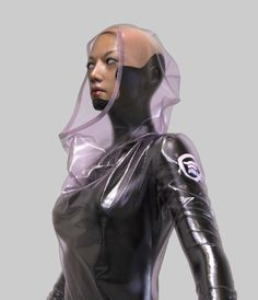 ArtStation - Synthetica_04: Disposable You: A_01, by Leo Haslam