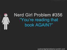Nerd problem #356