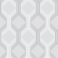 Linkage Grey Trellis 2697-78054