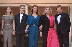Sara Forestier, Rod Paradot, Emmanuelle Bercot, Catherine Deneuve, et Benoit Magimel