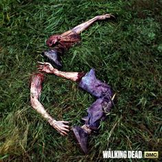 TWD SEASON 6 will be out Oct 12th aww I can't wait that long