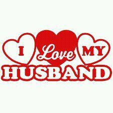 """I Love My Husband"" - Happy Valentine's Day!"