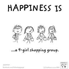 shopping / friends