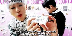 Hahaha Omg my bias calling out my biases.  I DO want to know the answer too zico!