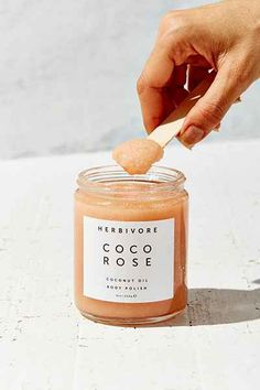 Herbivore Botanicals Coco Rose Body Polish - Urban Outfitters