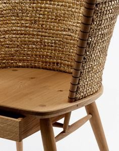Brodgar Chair by Gareth Neal and Kevin Gauld