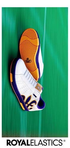 ROYAL ELASTICS Hydra Purple #nolaces #footwear casual kicks shoegame fashion shoes