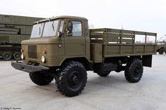 GAZ - 66 , 4X4