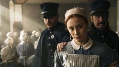 There are 2 new period series to look forward to. There's a wide list of new films this month; hopefully you like historical period dramas frontier style! Margaret Atwood, Land Girls, David Fincher, Michael Sheen, Hugh Laurie, Emma Thompson, Scandal, Anniversary Getaways, 25th Anniversary